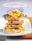 Apricot ginger cake