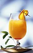 Orange cooler