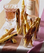 Savoury sticks