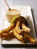 Churros (fried dough snack, Spain)