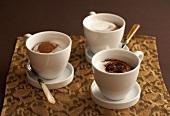 Cappuccino dessert