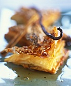 Baklava (Sweet pastry with honey and nut filling, Greece)