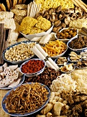Foods for Chinese cuisine