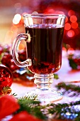 Glogg (Danish Christmas drink)