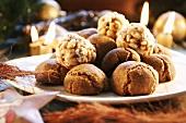 Honey cakes for Christmas