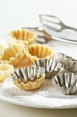 Parmesan shells