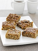 Flapjacks (Oat bars, UK)
