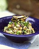 Aubergine salad (Morocco)