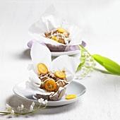 Muffins with kumquats