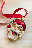 Father Christmas, Christmas tree decoration