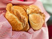 Plaited rolls