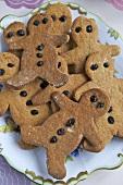 Several gingerbread men (UK)