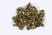 Dried Chinese mugwort (Artemisia argyi)