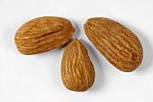 Three bitter almonds