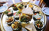 Meze table (Jordan)