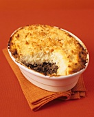 Cottage pie with mince and celeriac