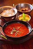 Rogan Josh (Indian lamb curry)