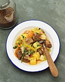 Pichelsteiner stew