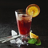 Red Moon (Grenadine cocktail)