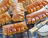 'Cockscombs' (pastries)