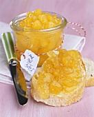Ananasmarmelade