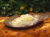 Jeera Pulao (Rice with caraway, India)