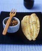 Balinese crispy fish (Fried fish fillet, Bali)