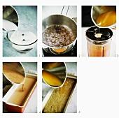 Making chicken liver pâté
