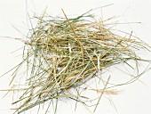 Hay (also wine bouquet)