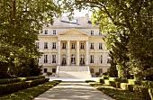 Das Chateau Margaux, Medoc, Bordeaux, Frankreich