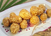 Pine nut sweets