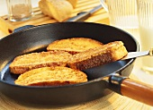 Torrijas (French toast), Lenten dish from Spain