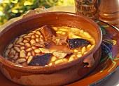 Fabada asturiana (Spanischer Bohneneintopf)