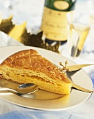 Galette des Rois (Three Kings cake, France)