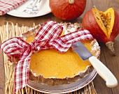 Pumpkin Pie (Kürbiskuchen, USA)
