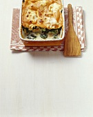 Lasagne verdi (Rocket and vegetable lasagne, Emilia-Romagna)
