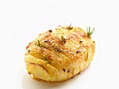 A rosemary potato