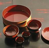 An assortment of bowls
