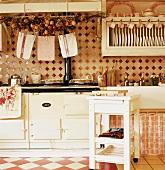 Nostalgische Küche