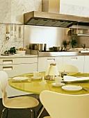 Esstisch in Küche