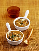 Shellfish stew with cider