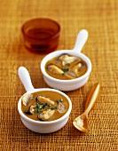 Shellfish stew with cider
