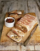 Poultry terrine