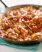 Pappa al pomodoro (Tomato soup with bread, Italy)