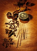 Acupuncture needles and Chinese medicines