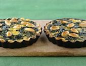 Tortini pasqualini (Savoury Easter tarts, Italy)