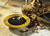 Black cumin: seeds, capsules and oil