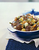 Lamb and root vegetable ragout