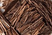 Chocolate shavings (chopped chocolate)