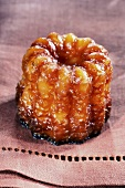 Cannelé (Small cake flavoured with rum & vanilla, France)